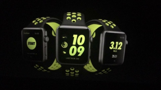 Apple Watch Nike Plus model