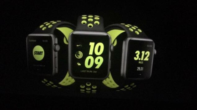 Apple Watch Nike Plus model